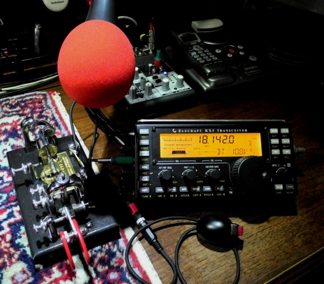 Elecraft KX3 the Magic Radio